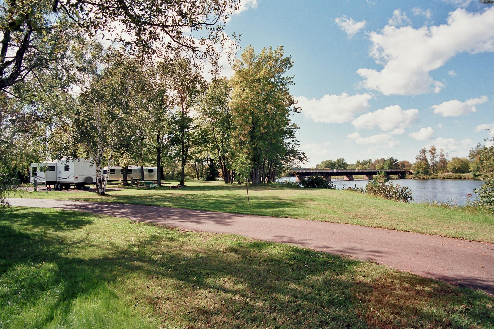 Spafford Campground 1